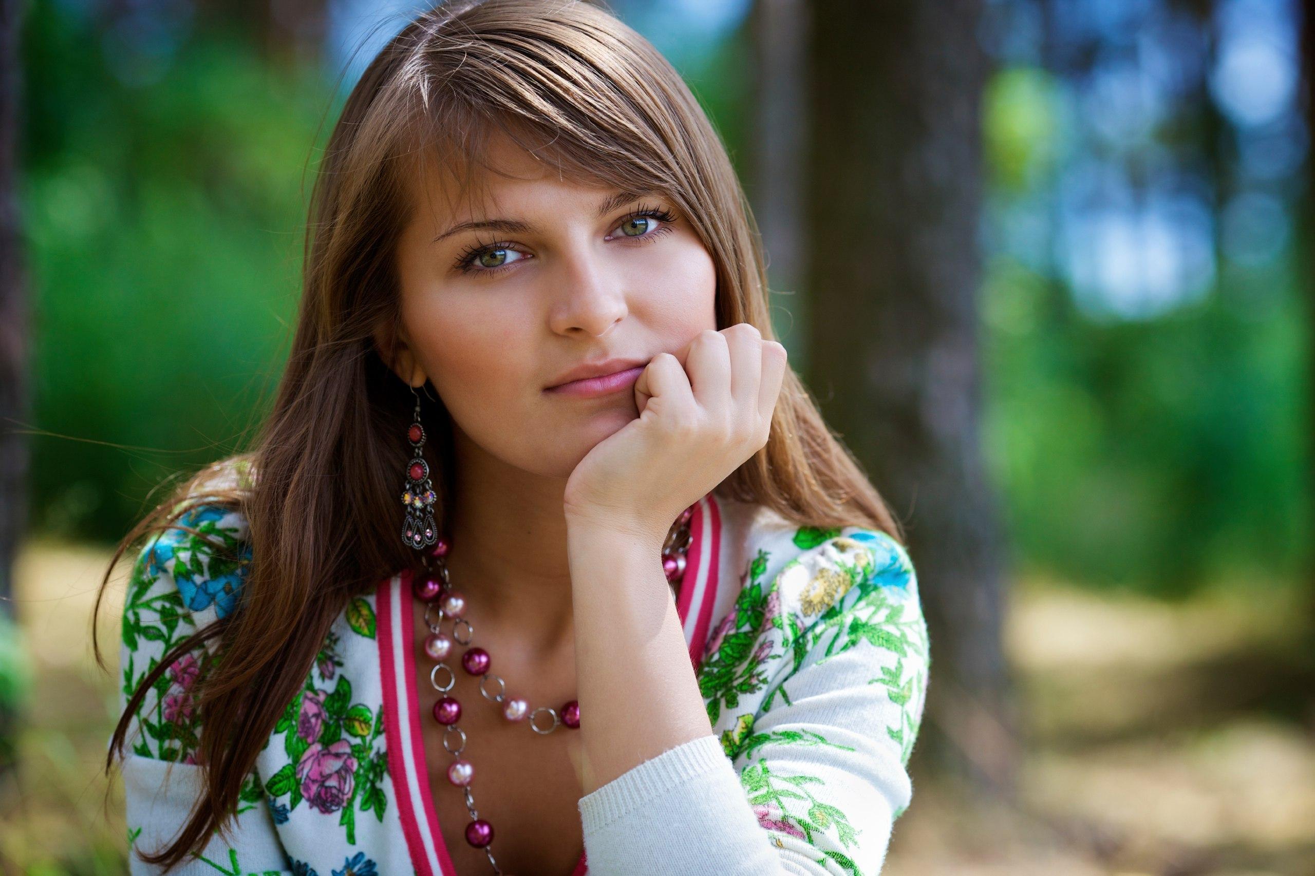 Знакомство красивых фото девушек