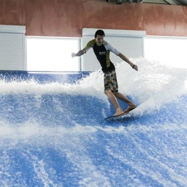 Вот так выглядит эта самая волна. Фотографию стащила из группы сёрферов Вконтакте.