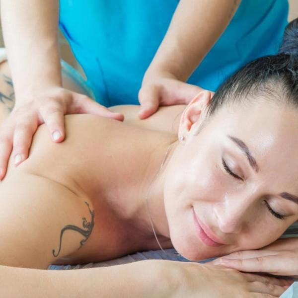 Все виды ручного массажа
