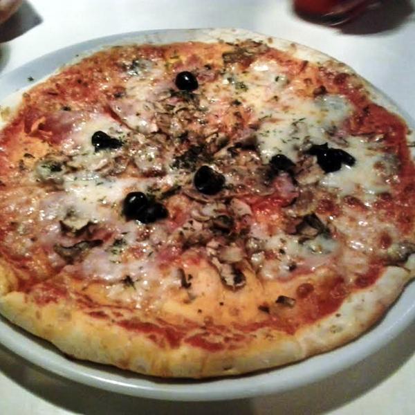 Пицца Портобелло
