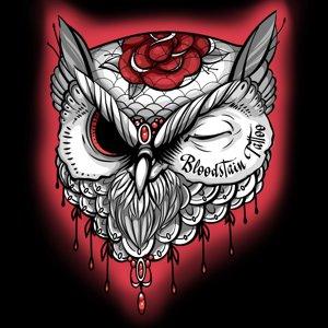 Bloodstain tattoo