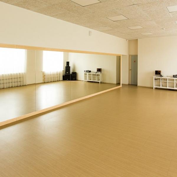Танцевальный зал. Вместимость до 40 человек