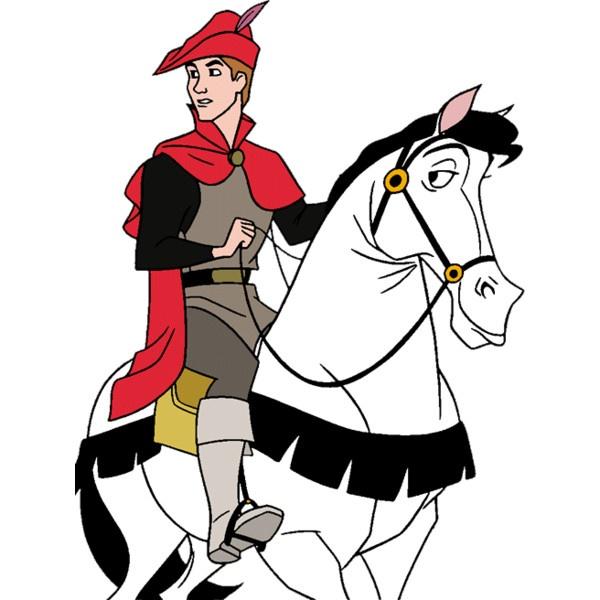 сегодняшней статье анимационная картинка сказочного принца на коне опухание