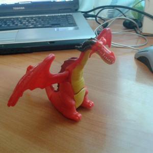 Теперь у меня есть дракон, который ЕЗДИТ!