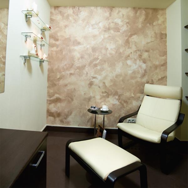 Комната отдыха салона красоты Респект.