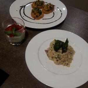 Все три блюда, которые я готовил сам)))))