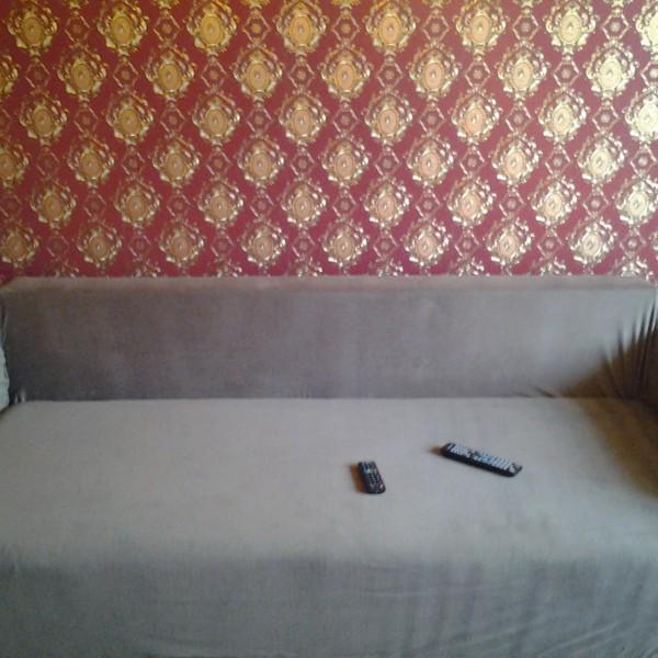 вот такой у меня теперь красивый диванчик
