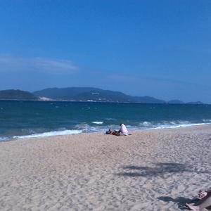 вот собственно и море (от отеля идти 3 минуты)