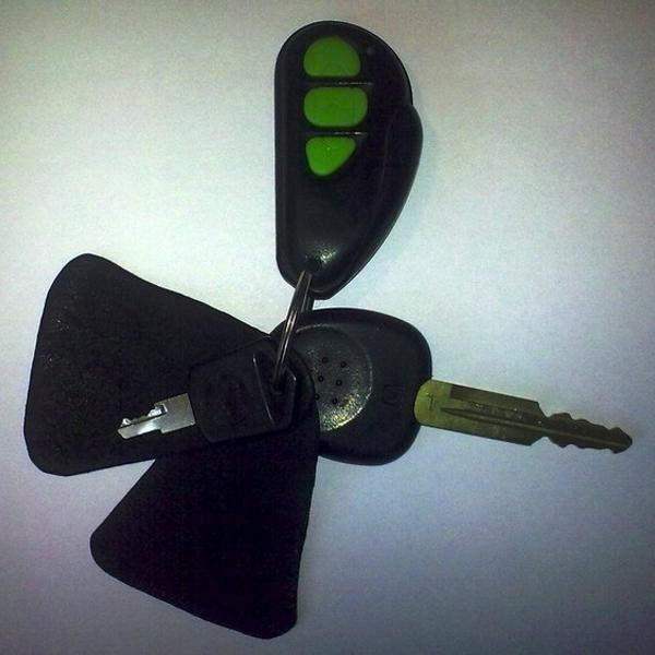 мои ключи