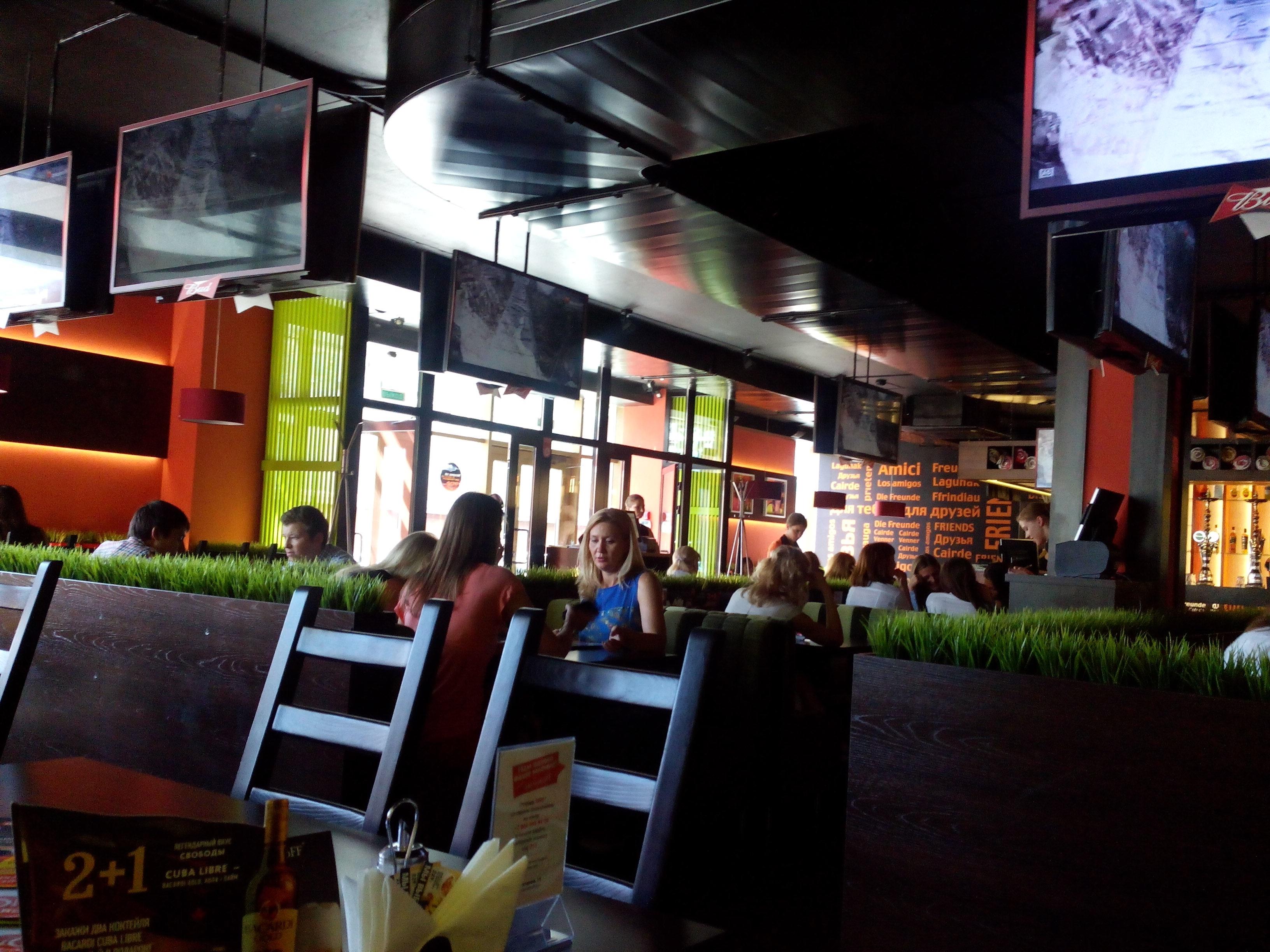 характеристики стиля шашлыкофф ресторан кемерово фото входа