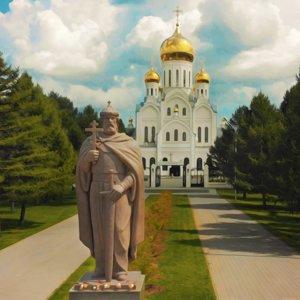 Православный Троице-Владимирский собор