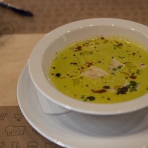ОБНОВЛЕННОЕ МЕНЮ - суп гороховый.