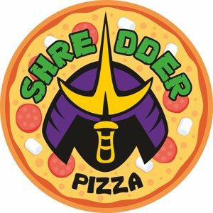 Shredder Pizza