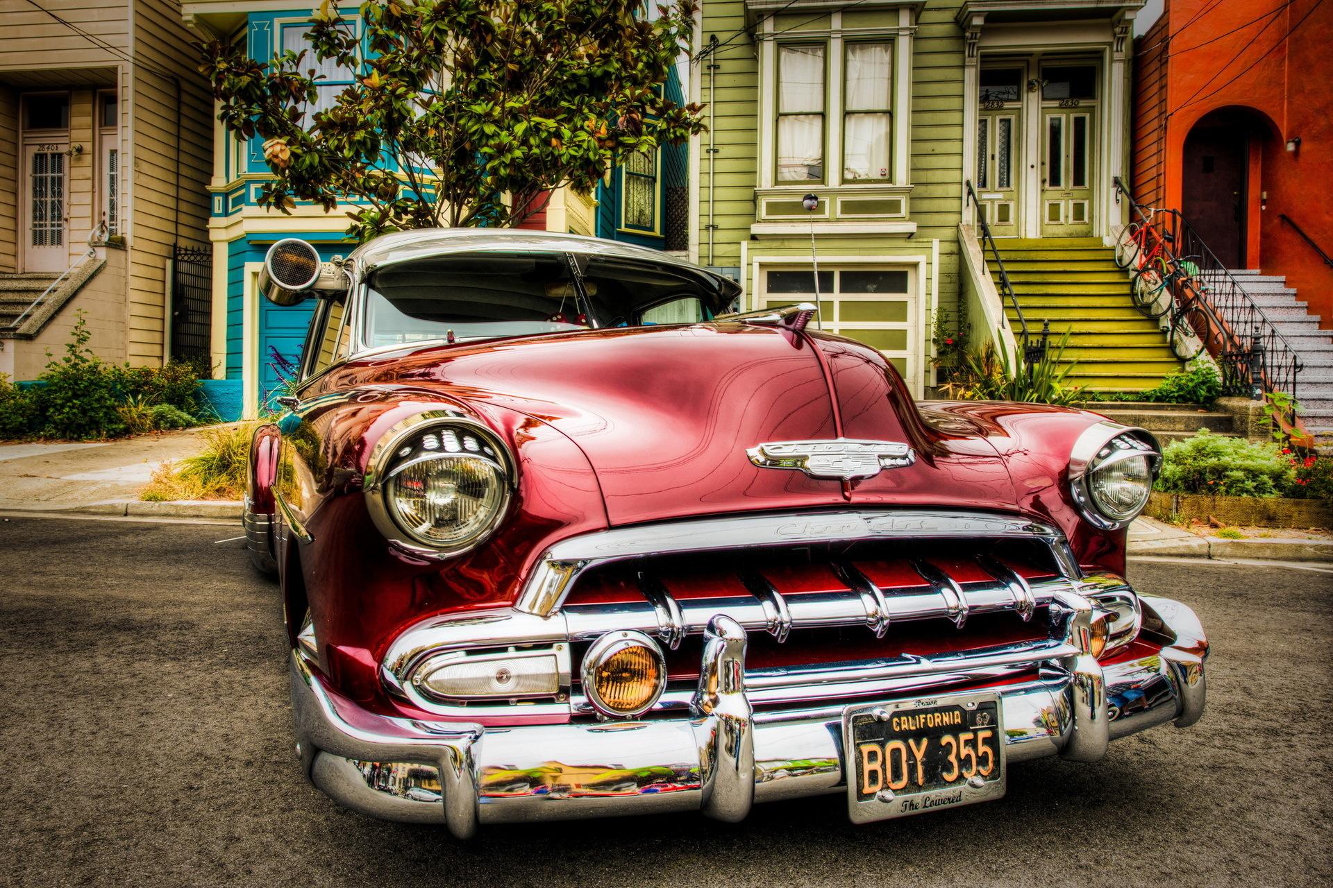 Автомобильная тематика в картинках
