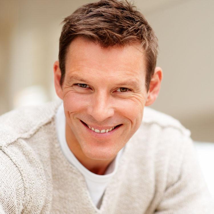 фото улыбающегося мужчины вот адвентисты