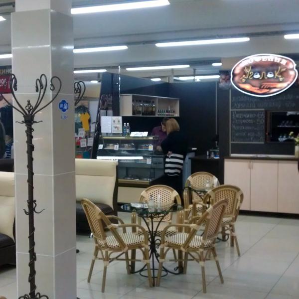 Кофейня Уголок в Инве