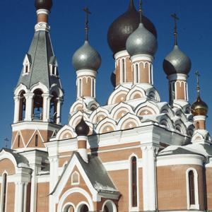Кафедральный собор в честь Преображения Господня в Бердске