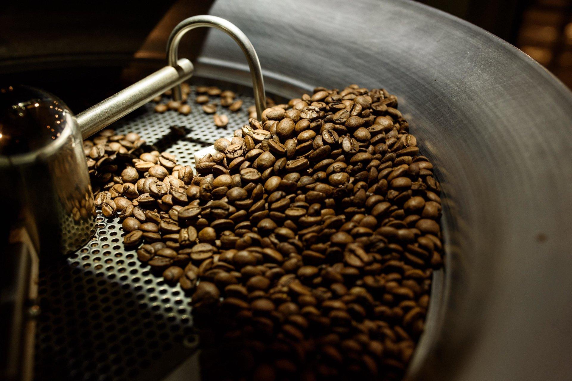 Как мы ходили на обжарку кофе в «Темп»