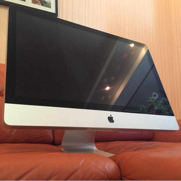 Профилактика iMac - механическая и системная чистка.