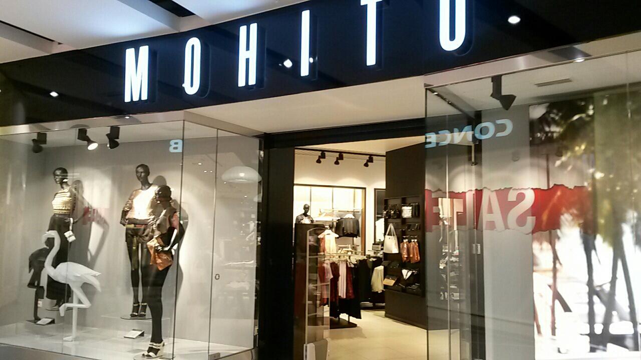 Мохито Магазин Одежды Орел