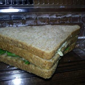 Клаб-сэндвич.