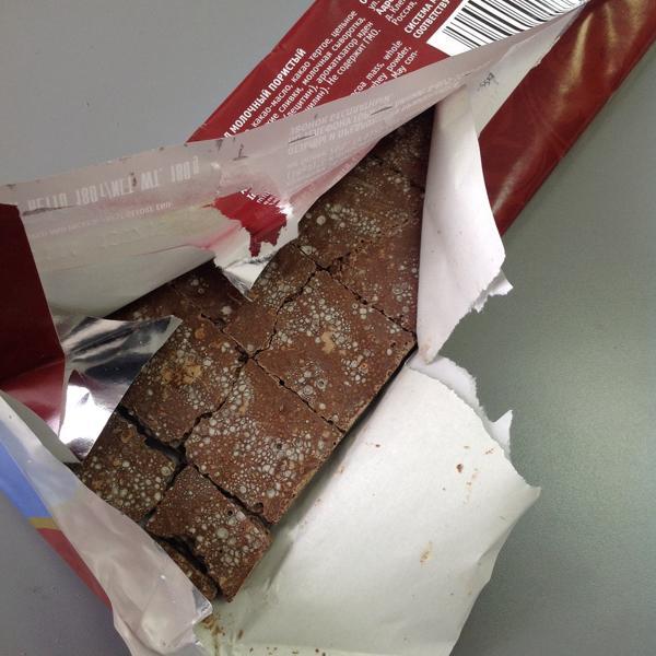 Фирменный шоколад от Мария-Ра