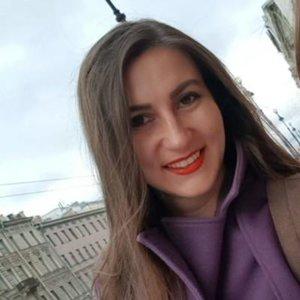 Anastasia Stolbova