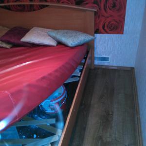 Спальня...