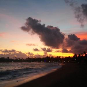 Южное побережье Шри-Ланки.