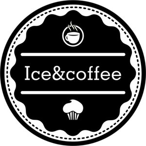 Ice & coffee