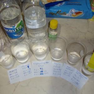 ph метр ели отходит от показания аквита воды в дистиллированной воде ...