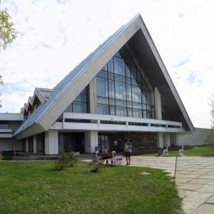 Крыша НИИЧАВО