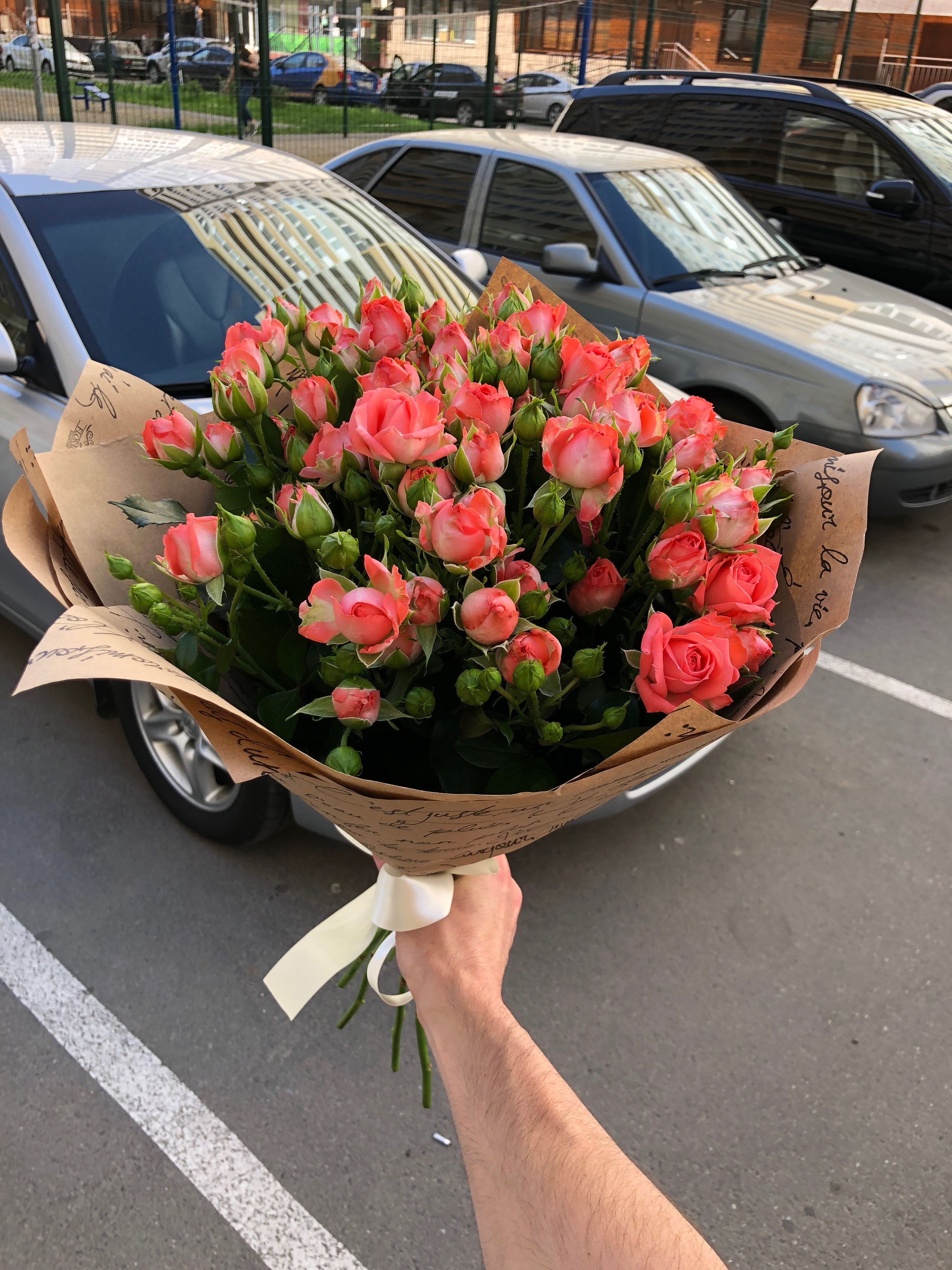 Сайт цветов с доставкой