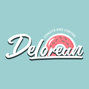 Delorean Coffee & Donuts