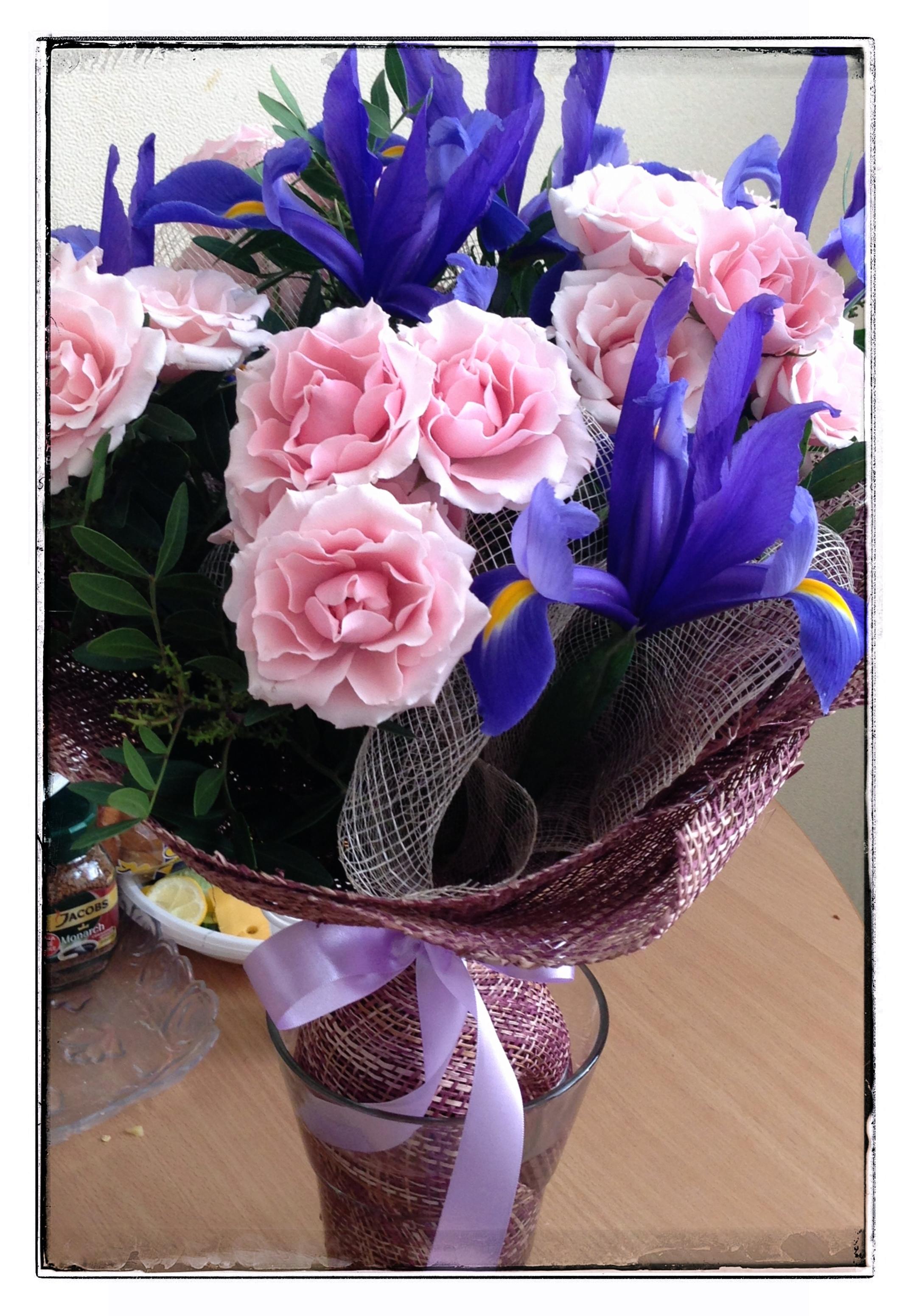 Заказать цветы флорина