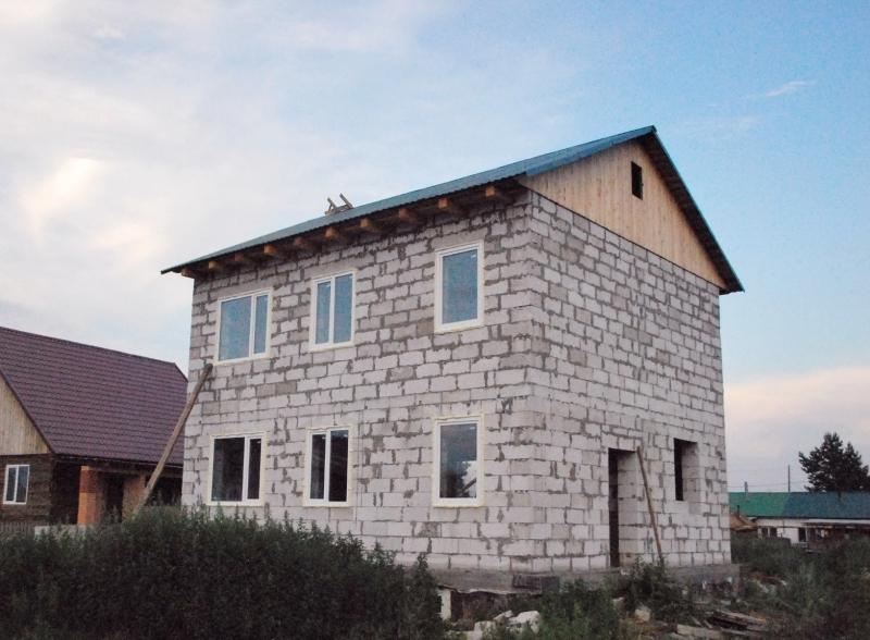 совсем гуманно фото домов с пенобетона в новосибирске для которого