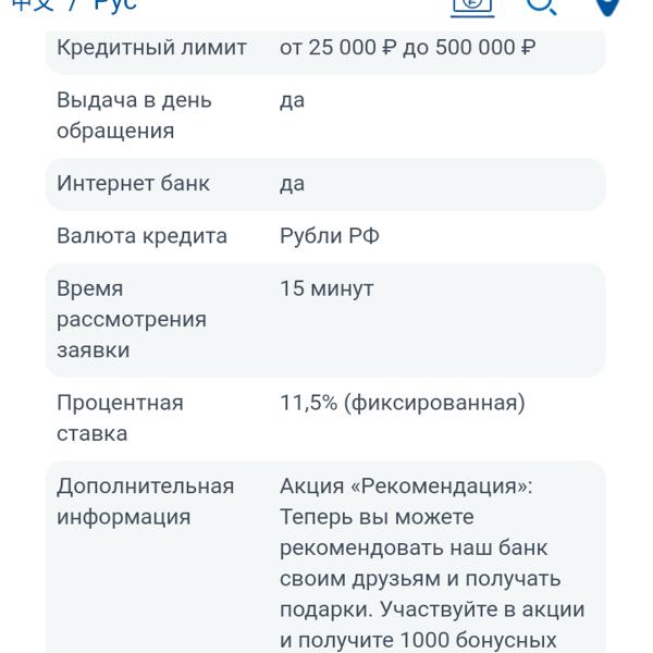 восточный кредитный банк номер телефона