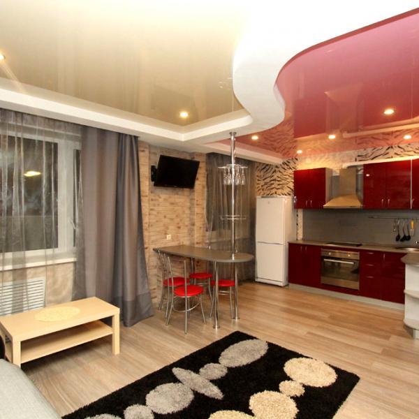 Превращение 1-комн. квартиры в студию. Цена работ данного проекта - 127 000 руб.