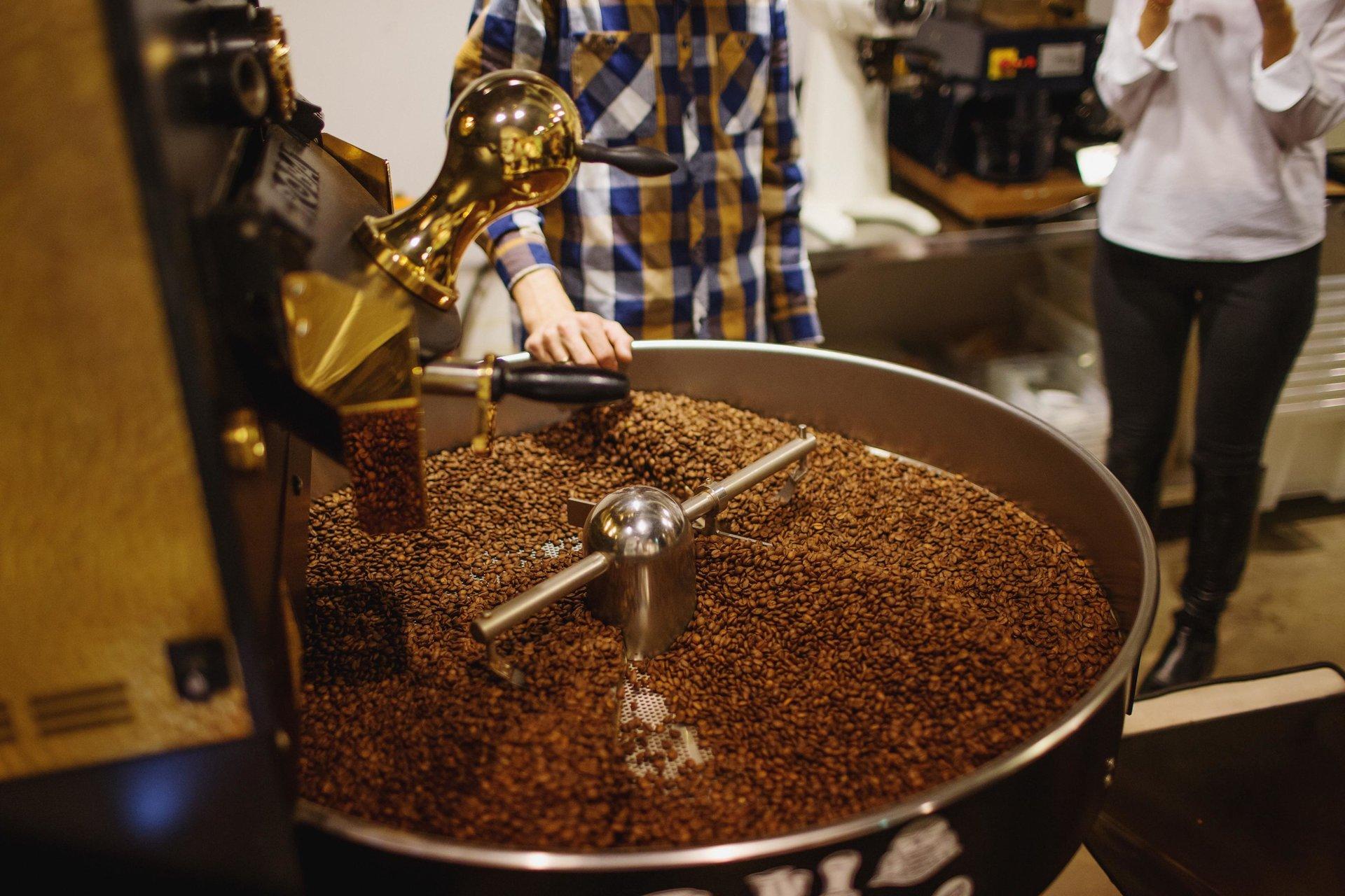 Как мы ходили на экскурсию в Skuratov Coffee