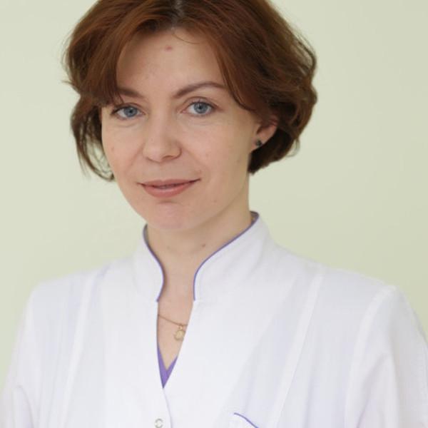 Маралова Юлия Павловна-репродуктолог