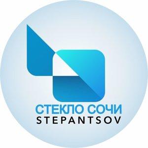 Стекло Сочи Stepantsov