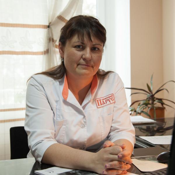 Нечаева Елена Николаевна