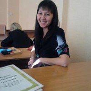 Evgeniya Terbisova