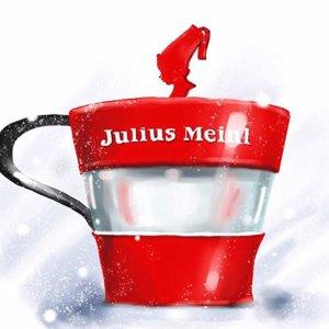 Красная чашка Julius Meinl