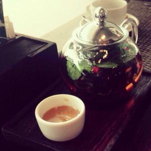 Тот самый вкусный чай:)