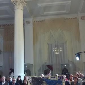 Сибирский кутюрье в Краеведческом музее
