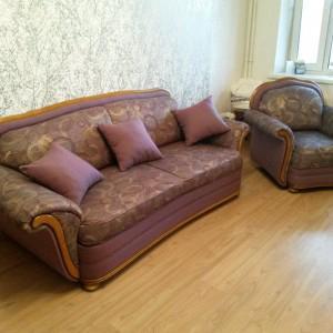мой новый диван!!