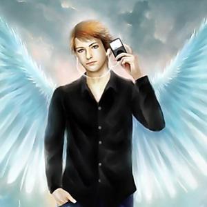 Angel-@