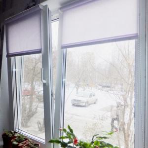 Кухонное окно. установка начало 2014 года. Спасибо ЕвроОкно стандарт за качественное окно!