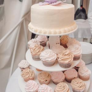 наш свадебный тортик